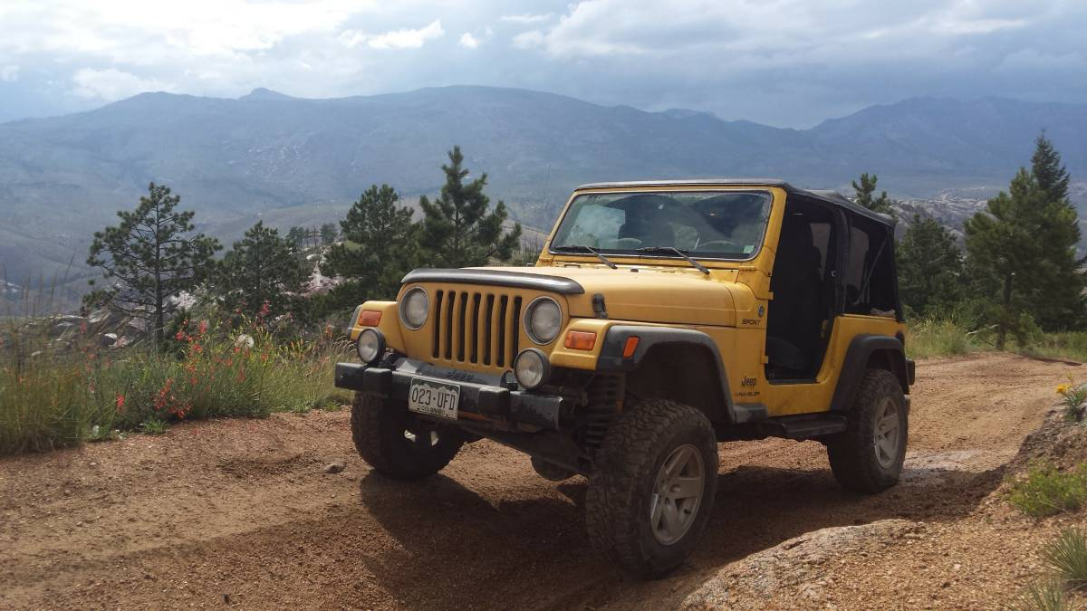2005 jeep wrangler sport for sale in grand junction. Black Bedroom Furniture Sets. Home Design Ideas