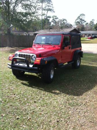 2005 jeep wrangler unlimited for sale in biloxi mississippi 13 500. Black Bedroom Furniture Sets. Home Design Ideas
