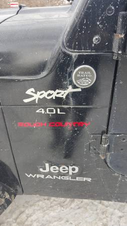 2005 Jeep Wrangler Sport For Sale in Cleveland, Ohio - $7,500