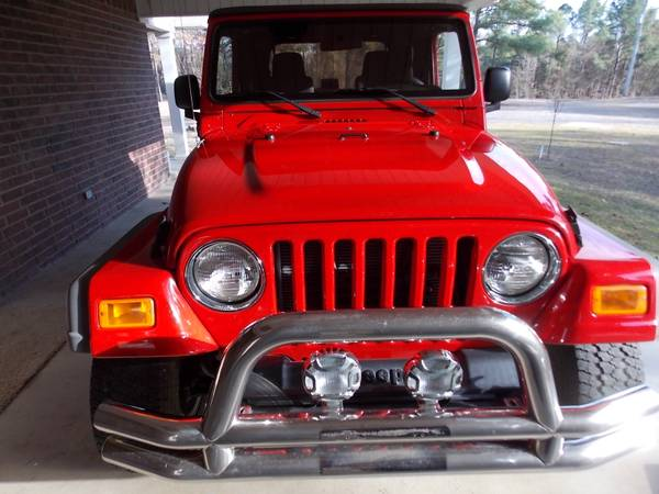 2005 Jeep Wrangler Sport For Sale in De Queen, Arkansas