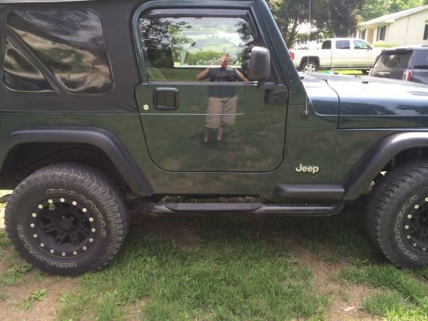 2005 Jeep Wrangler For Sale in Elmira, New York - $13,000