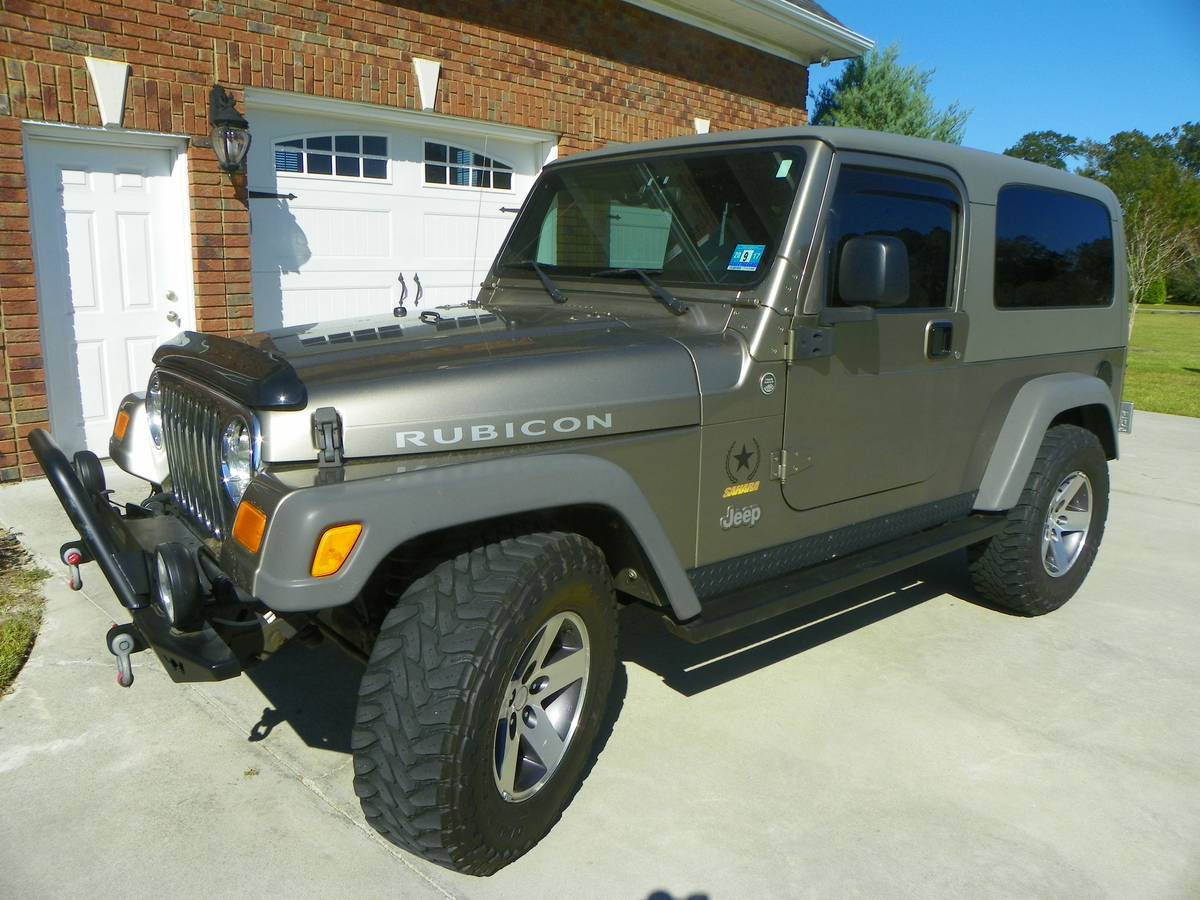 2005 jeep wrangler sahara unlimited rubicon for sale in. Black Bedroom Furniture Sets. Home Design Ideas