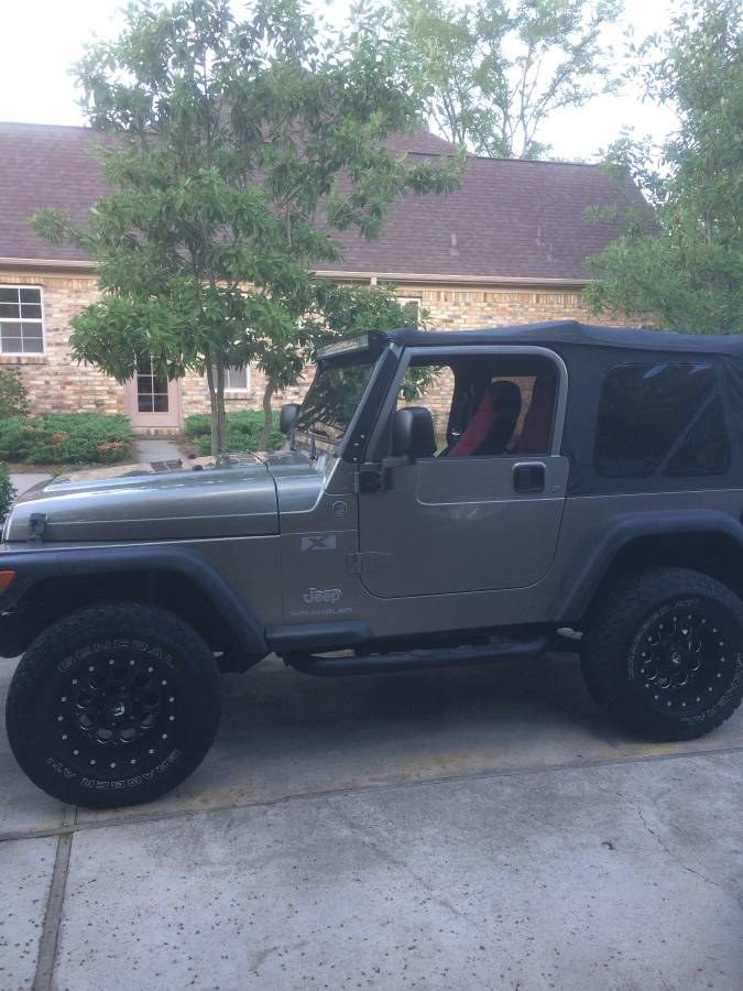 2005 Jeep Wrangler X For Sale in Madison, Mississippi ...