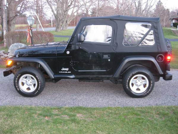 2005 jeep wrangler for sale in middleborough massachusetts 10 000. Black Bedroom Furniture Sets. Home Design Ideas