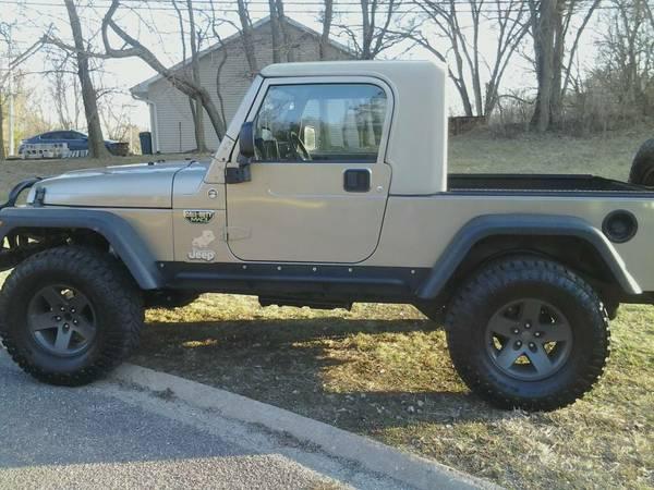 Jeep Morton Il >> 2005 Jeep Wrangler Unlimited For Sale in Morton, Illinois - $18,900