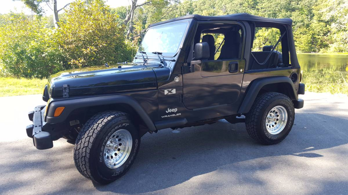 2005 Jeep Wrangler X For Sale In Nashua New Hampshire