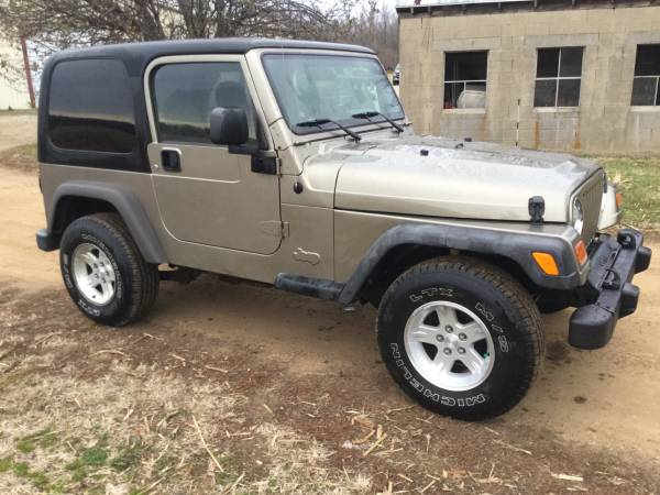 2005 jeep wrangler for sale in ross ohio 9 500. Cars Review. Best American Auto & Cars Review
