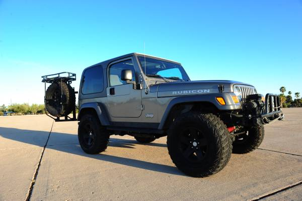 2005 jeep wrangler rubicon for sale in tucson arizona 15 000. Black Bedroom Furniture Sets. Home Design Ideas