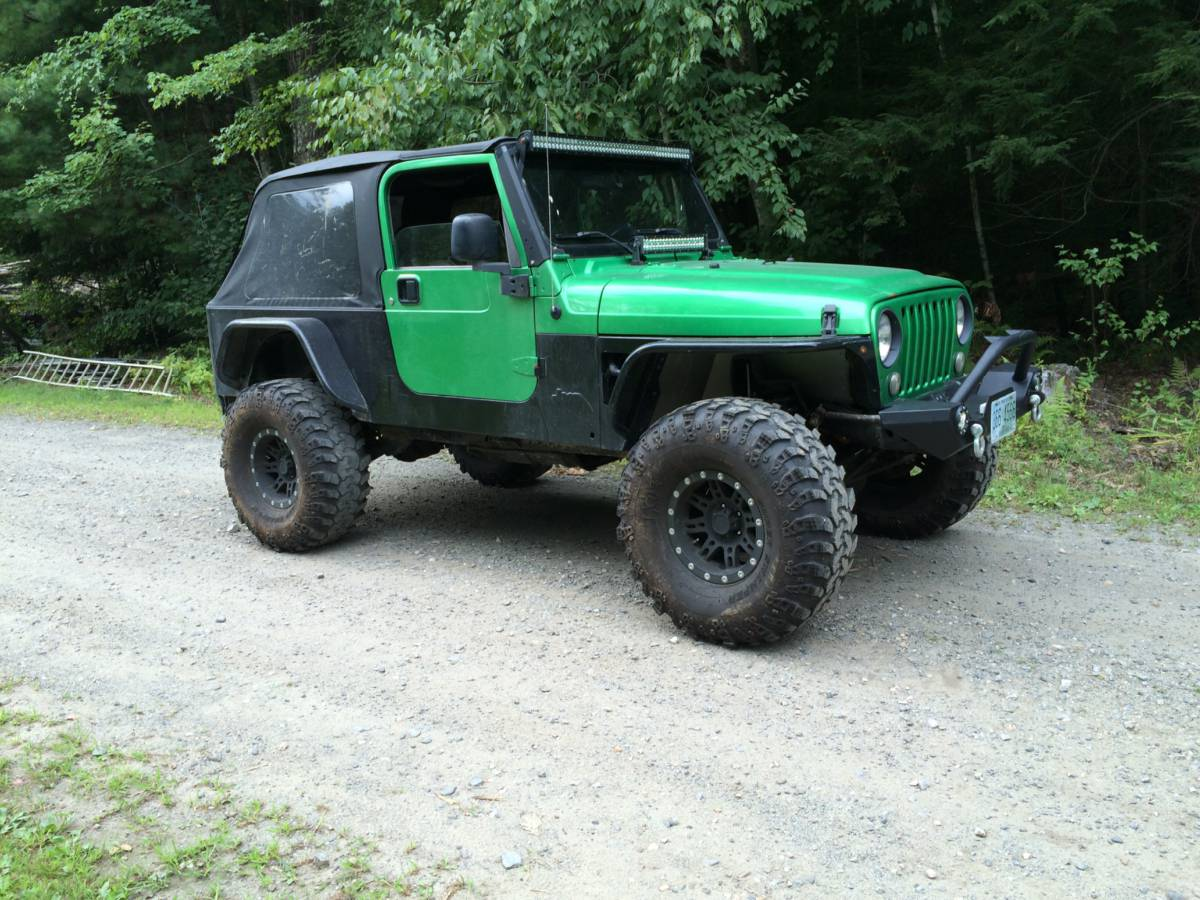 2005 Jeep Wrangler Unlimited For Sale In Winchester  New Hampshire