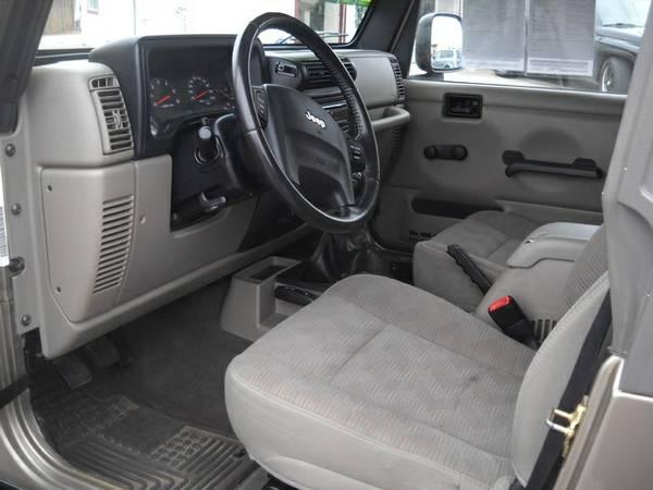 Jeep Wrangler Fenders >> 2005 Jeep Wrangler Unlimited Rubicon For Sale in Marina, California