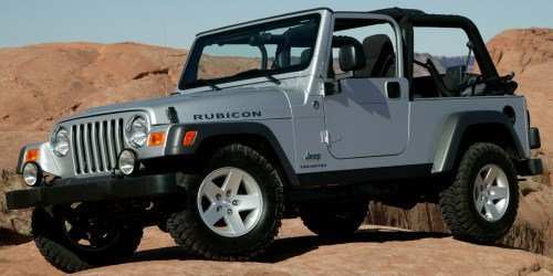2005 Unlimited Rubicon