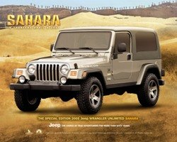 sahara edition unlimited rubicon