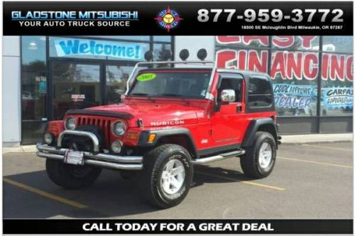 Red Rubicon Bend OR