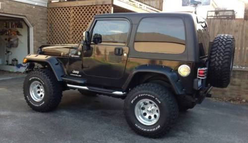 2005 Jeep Wrangler Sport For Sale in Lawrenceburg ...