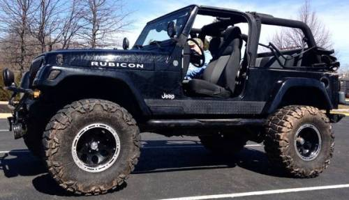 2005 jeep wrangler rubicon unlimited for sale in alexandria virginia. Black Bedroom Furniture Sets. Home Design Ideas
