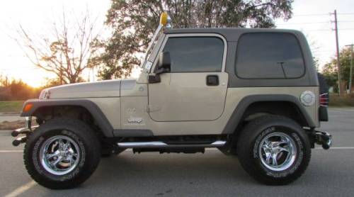2005 jeep wrangler se for sale in northeast tallahassee florida. Black Bedroom Furniture Sets. Home Design Ideas