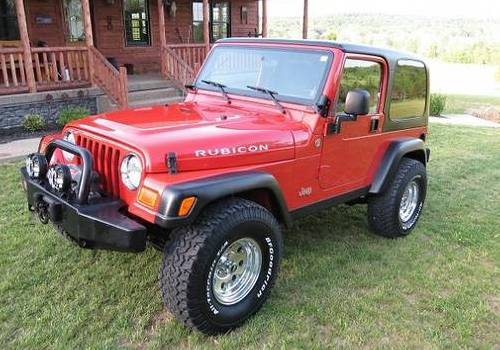 2005 jeep wrangler unlimited rubicon for sale in logan. Black Bedroom Furniture Sets. Home Design Ideas
