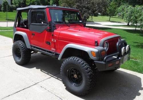 2005 Jeep Wrangler X Arb For Sale In Medina  Akron