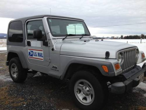 2005 Jeep Wrangler Right Hand Drive For Sale in Keymar ...