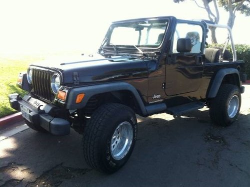 2005 jeep wrangler unlimited for sale in san diego california 12900. Black Bedroom Furniture Sets. Home Design Ideas