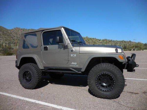 2005 jeep wrangler x for sale in mesa az 15900. Black Bedroom Furniture Sets. Home Design Ideas