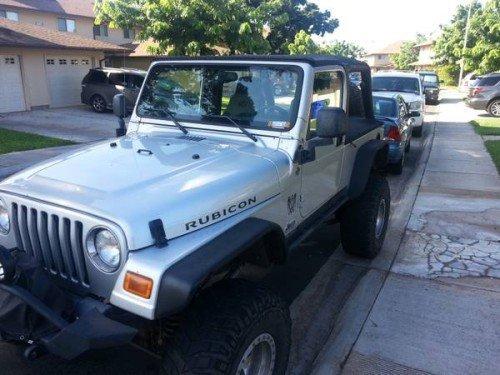 2005 Jeep Wrangler Rubicon For Sale In Hickam Hi 15500