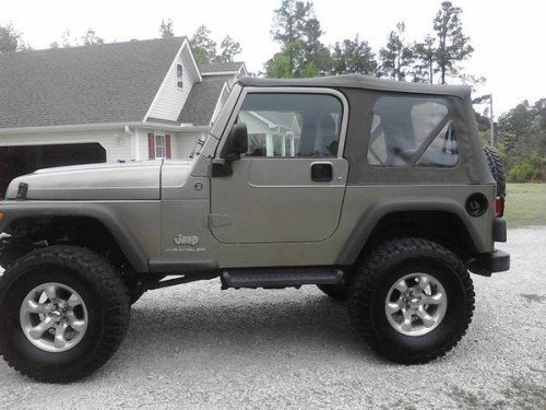 2005 jeep wrangler sport for sale in paragold ar. Cars Review. Best American Auto & Cars Review