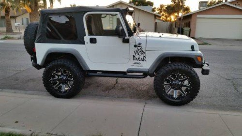 Craigslist Cocoa Beach Fl >> 2005 Jeep Wrangler SE For Sale in Phoenix AZ - $15200
