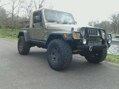 2005 jeep wrangler unlimited for sale in morton illinois 18 900. Black Bedroom Furniture Sets. Home Design Ideas