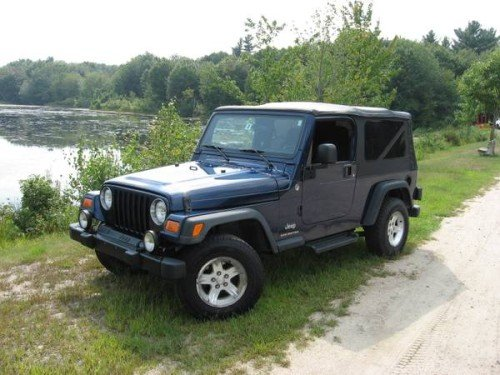2005 jeep wrangler unlimited for sale in raymond new hampshire 14 900. Black Bedroom Furniture Sets. Home Design Ideas