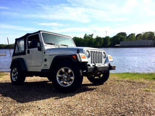 2005 jeep wrangler for sale in monroe louisiana 11 000. Black Bedroom Furniture Sets. Home Design Ideas
