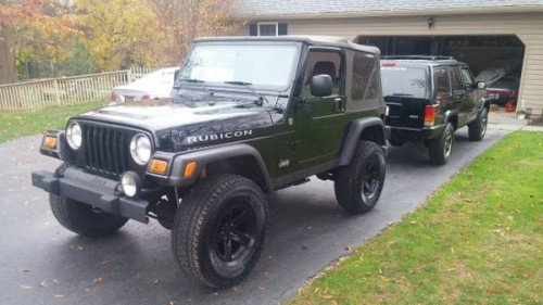 2005 jeep wrangler rubicon for sale in newark new jersey 11 660. Black Bedroom Furniture Sets. Home Design Ideas