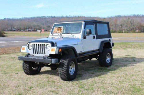 2005 jeep wrangler unlimited for sale in birmingham alabama 13 800. Black Bedroom Furniture Sets. Home Design Ideas